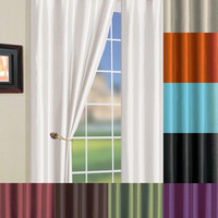 Mira Grommet Window Curtain Panels 58x108""