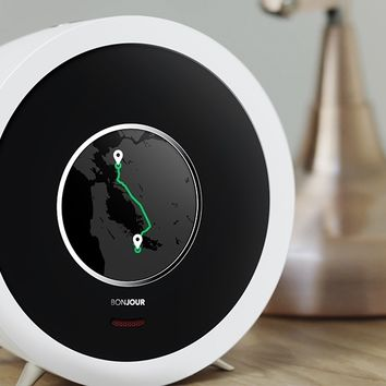 Bonjour | Smart Alarm Clock with Artificial Intelligence