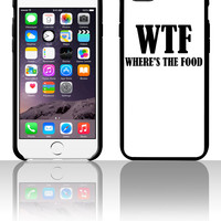 Wheres The Food 5 5s 6 6plus phone cases
