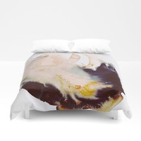 Early Morning Duvet Cover by duckyb