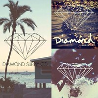Diamond Supply Co | via Tumblr
