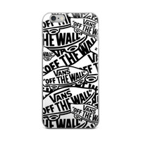 Vans Off The Wall iPhone 6/6s 6 Plus/6s Plus Case