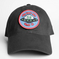 YOU CAN'T TRIP WITH US HAT