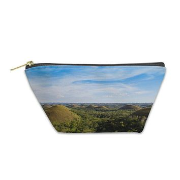Accessory Pouch, Chocolate Hills Bohol Island Philippines