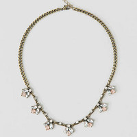 CARROW DELICATE JEWELED NECKLACE