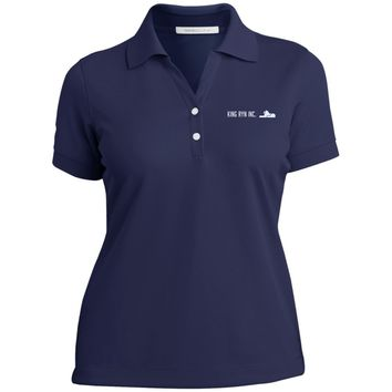 Ladies Nike King Ryn INC. ? Dri-Fit Polo Shirt