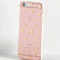 Quirky A Few of My Favorite Blings iPhone 6, 6s Case by ModCloth