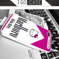 Marlboro Hello Kitty for Apple iPhone & iPod, Samsung Galaxy, HTC One,LG Nexus smartphones