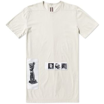 Rick Owens DRKSHDW Patch Level Tee