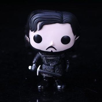 Funko Pop TV game Of Thrones - Night King Daenery Drogon Vinyl Action Figure Toy