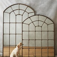 Paneled Epoque Mirror by Anthropologie
