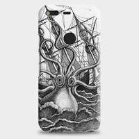 Giant Octopus Google Pixel XL Case | casescraft