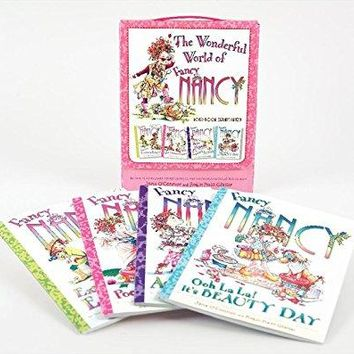 Fancy Nancy Book - The Wonderful World of Fancy Nancy
