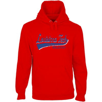 Louisiana Tech Bulldogs All-American Primary Pullover Hoodie - Red