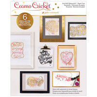 Advantus - Cosmo Cricket - Just Add Watercolor Collection - 8 x 10 Paper Cuts Deck