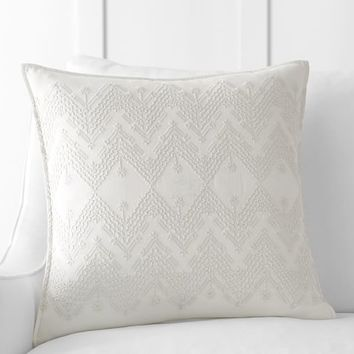 CAMI EMBROIDERED PILLOW COVER
