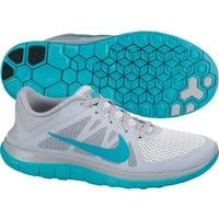 Nike Women's Free 4.0 - Gray/Turquoise | DICK'S Sporting Goods