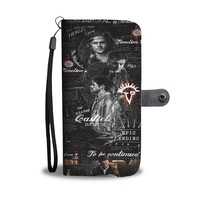 KUYOU Supernatural Script By Metatron Wallet Phone Case