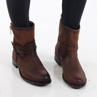 The Kerri Boot, Tan