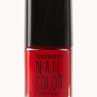 Ravishing Red Nail Polish