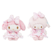 "My Melody and My Sweet Piano 8"" Plush: Pair"