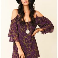 Show Me Your Mumu - Sheridan Shoulder Dress