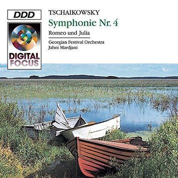 Tchaikovsky: Symphony No. 4/Romeo and Juliet, Fantasy Overture After Shakespeare