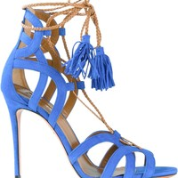 Aquazzura 'mirage' Sandals - Russo Capri - Farfetch.com
