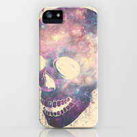Mad To Live iPhone & iPod Case by Mason Denaro