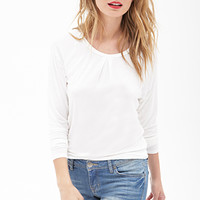 LOVE 21 Classic Knit Top