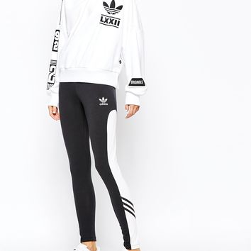 adidas Originals Rita Ora Leggings With Contrast Panel