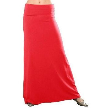 Ladies Eco-Hybrid Maxi Skirt / Dress