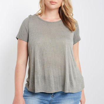 Comfort T Shirt Plus Size