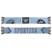 adidas Sporting Kansas City Authentic Draft Scarf - Adult, Size: One Size (Spt Team)