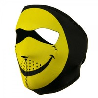 Neoprene Full Face Mask - Smiley Face