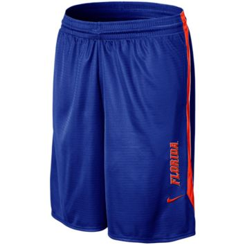 Nike Florida Gators Classic Mesh Shorts - Royal Blue