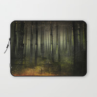 Why am I here Laptop Sleeve by happymelvin