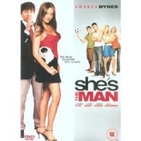 She's the Man [DVD]: Amazon.co.uk: Amanda Bynes, Channing Tatum, Robert Hoffman, Laura Ramsey, Vinnie Jones: Film & TV