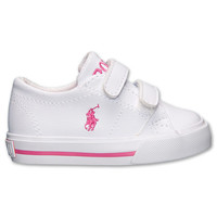 Girls' Toddler Polo Ralph Lauren Scholar EZ Casual Shoes