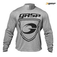 GASP Long Sleeve Printed Tee