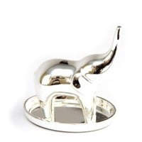 Aspire Baby Elephant Ring Holder, Elegant Jewelry Stand, Gift Idea