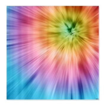 Colorful Starburst Tie Dye Shower Curtain> Colorful Starburst Tie Dye> Perkins Designs
