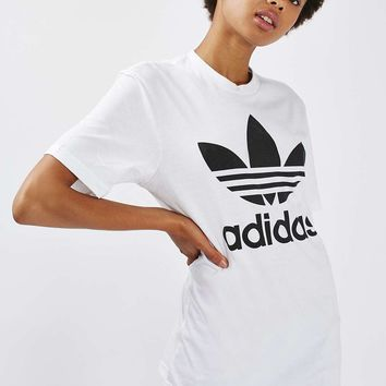 Trefoil Tee by Adidas Originals | Topshop