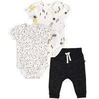 3 PIECE CACTUS Onesuit AND PANTS