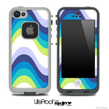 Color-Bright V6 Chevron Pattern Skin for the iPhone 5 or 4/4s LifeProof Case