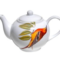 Seconds Round Teapot Elemental Store