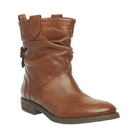 Steve Madden - MERACLE COGNAC LEATHER