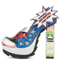 Toy Story x Irregular Choice Women's Arch Enemies High Heels