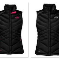 New With Tags Women's The North Face Aconcagua Vest- 550 Fill Goose Down C984
