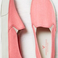 AEO Women's Slip-on Sneaker (Knockout Pink)